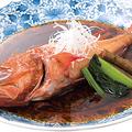 料理メニュー写真きんき一匹漁師煮