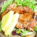 料理メニュー写真ハワイアンポーク