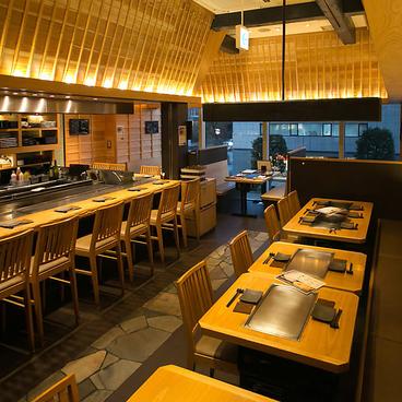 鉄板や かんろ 浜松町店の雰囲気1