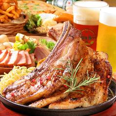ビアホール ベアレンヴァルト BaRENWALD 札幌 南1条店のおすすめ料理1