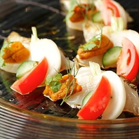 京野菜・旬の素材
