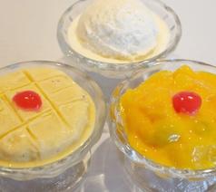 マンゴーフルーツクリーム