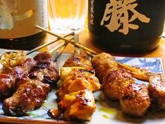 炭火串焼 次男坊 松永のおすすめ料理1