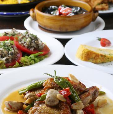 スペイン料理 アモール デ ガウディ 六本木のおすすめ料理1