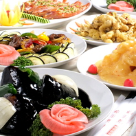 本場の中国料理