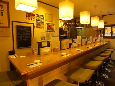 酒と肴と晩ご飯 なか屋の雰囲気1