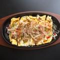 料理メニュー写真関西風とん平焼