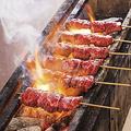 料理メニュー写真【鶏】ぼんじり 【豚】はらみ/かしら/たん