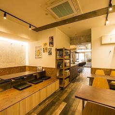 okonomi dining きてつの雰囲気1