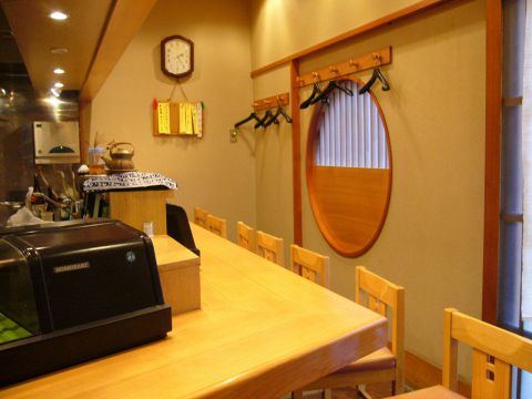 ほっと落ち着ける日本料理。すべて丁寧な手作り。地物を使った[緑提灯]の店『すみた』