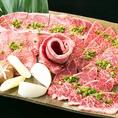 【人気の盛り合わせ】肉の街スペシャル盛り◇上野 焼肉~肉の街~◇
