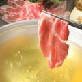 料理メニュー写真和牛しゃぶ鍋