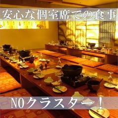 荒海料理と炭火焼 蒲原亀蔵の雰囲気1
