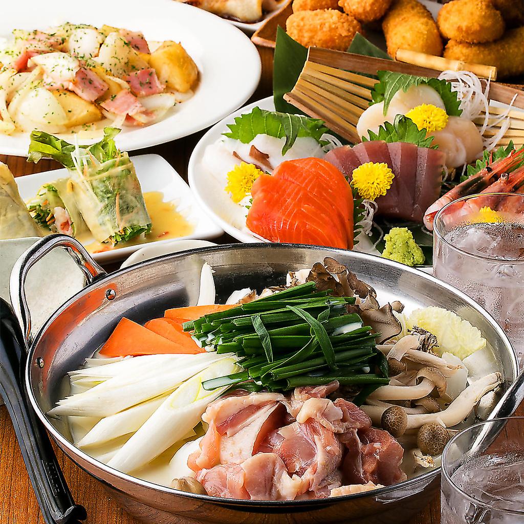 最大200種食べ飲み放題 個室 和食×ビストロ 北彩亭 札幌店|店舗イメージ1