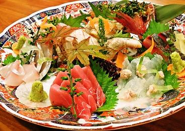 勇山亭のおすすめ料理1