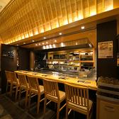 鉄板や かんろ 浜松町店の雰囲気3