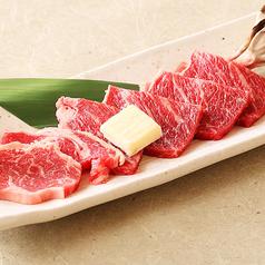 料理メニュー写真牛焼肉陶板焼き