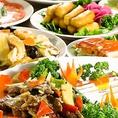 飲み放付コース3580円から。新橋で中華を楽しみたかったら新橋 華豊で決まり!大連料理を得意とする料理長自慢の料理をご堪能ください。