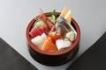 料理メニュー写真川下海鮮丼