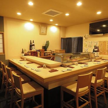 寿司 和食 鮨しま 朝霞の雰囲気1
