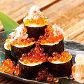 料理メニュー写真こぼれ巻き寿司