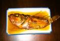 料理メニュー写真季節の煮魚