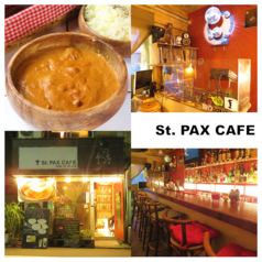 ST PAX CAFEの写真