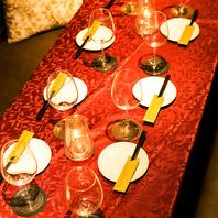 宴会、飲み会、接待、女子会、各種ご宴会に♪