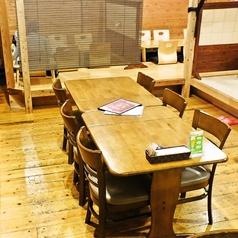 テーブル席2名様×1
