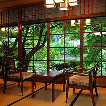 山ばな平八茶屋の雰囲気1