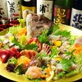 【食へのこだわり2】魚は鮮度が一番!本当に美味しい食材をご提供する為に、定期的に全国各地の生産者を訪れて旬の魚を仕入れています。