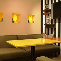 II Cugino cafe イクジーノカフェの雰囲気1