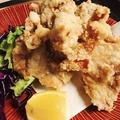 料理メニュー写真桜姫鶏の塩唐揚げ