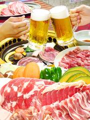 ナンスポ ビール園の写真
