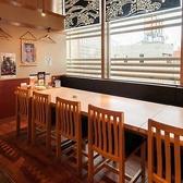 少人数~団体のお客様までご利用可能なテーブル席。宴会に最適な個室もご用意しております!【銀座 個室 飲み放題】