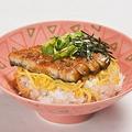 料理メニュー写真うなぎ丼のひつまぶし<こだわり海鮮丼4種>