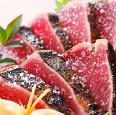 藁焼き鰹たたき 明神丸 竹橋パレスサイドビル店のおすすめ料理1