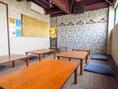 [3階]完全個室のお座敷席。消毒完備、換気も◎ソーシャルディスタンスが確保できるので、会社宴会にもおすすめです★