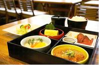 和食屋が作った洋食メニュー】ビストロランチ