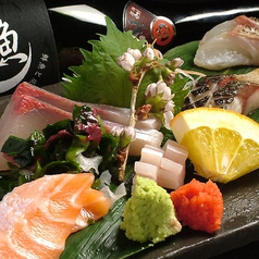 鮮魚と炭火の店 kana かなのおすすめ料理1