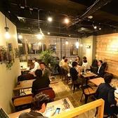 チーズとお肉の研究所 チーズラボ 岐阜駅前店の雰囲気2