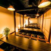 個室居酒屋 時しらず 大宮駅前店の雰囲気3