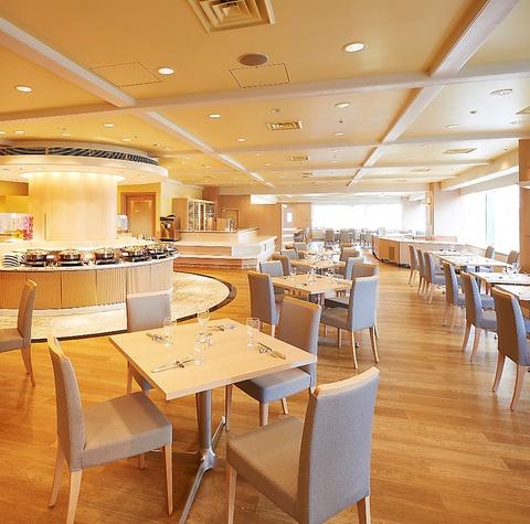 京王プラザホテル八王子 レストラン〈ル クレール〉|店舗イメージ6