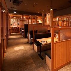 BOX席ならゆったりとお食事をお楽しみ頂けます!宴会に最適な個室もご用意しております!【銀座 個室 飲み放題】