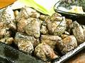 料理メニュー写真みやざき地頭鶏もも炭火焼