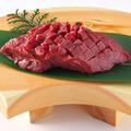 料理メニュー写真厚切り上ハラミステーキ