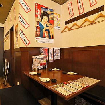 大衆馬肉酒場 馬王 堺筋本町店の雰囲気1