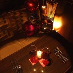 ハートダイニングバーアンドケイ Heart Dinin`Bar&Kの雰囲気1