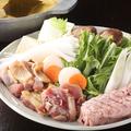 料理メニュー写真【一押し】本日銘柄鶏の水炊き