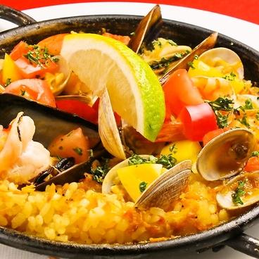 アルベキーナ Arbequinaのおすすめ料理1